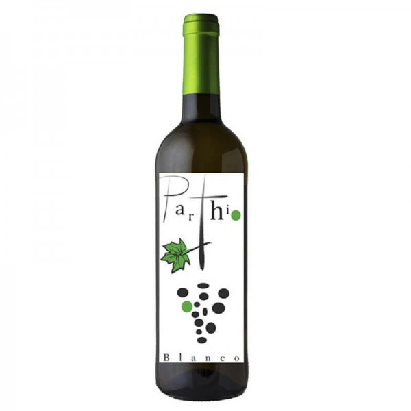 Vino Blanco Parthio