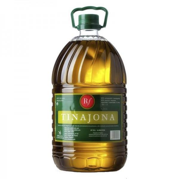 Aceite AOVE Tinajona (5000 ml - PET)