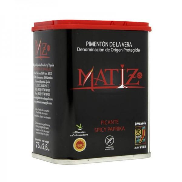 Pimentón de la Vera - Matizex Picante...