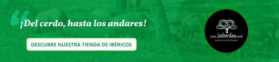 Compra Ibéricos de Extremadura